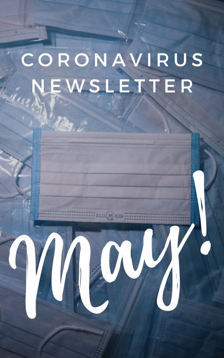 Coronavirus newsletter May